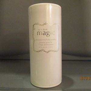 Avon MAGIC Shimmering Body Powder 1.4 Ounce